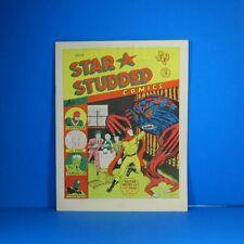 Star Studded Comics #7 by Texas Trio. FN+ 6.5 George R. R. Martin short story