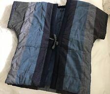 New . japanese Padded Kimono , Winter Kimono Size Large Mens Kimono