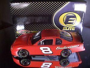 Dale Earnhardt Jr #8 Budweiser 2002 Test Chevrolet Monte Carlo SS RCCA ELITE