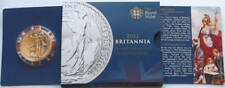2012 silver bullion £2 Britannia Royal Mint pull-out pack sealed FREE UK postage