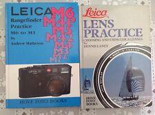 2 Leica M system books