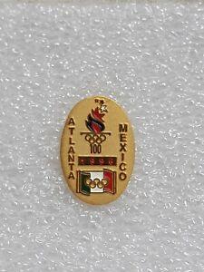Atlanta Mexico 1996