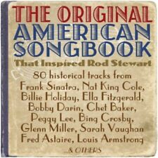 Original American Songbook That Inspired Rod Stewa - 3 DISC SET  (2011, CD NEUF)