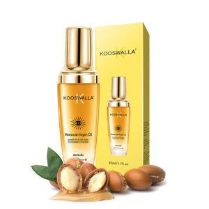 100% Pure Organic Argan Oil of Morocco Luxurious Natural Hair Treatment