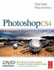Photoshop CS4 by Mark Galer and Philip Andrews (2008, Paperback)