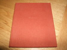 ANTONY GORMLEY-FIELD FOR THE BRITISH ISLES-SIGNED-1ST-1994-HB-F-VERY RARE