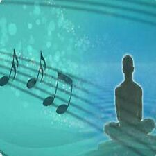 D230  CALMING & RELAXING MUSIC FOR YOGA , PILATES & MEDITATION AUDIO CD
