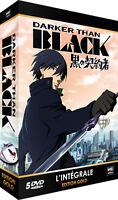 ★Darker than BLACK ★ Intégrale - Edition Gold - Coffret 5 DVD