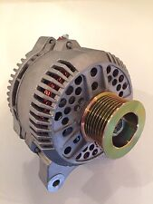 NEW HIGH OUTPUT ALTERNATOR FORD F SERIES TRUCK,EXPEDITION 4.6L,5.4L  200 AMP
