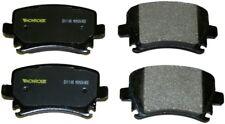 For Audi A3 A4 A6 TT Quattro VW CC GTI Jetta Tiguan Rear Disc Brake Pads Monroe