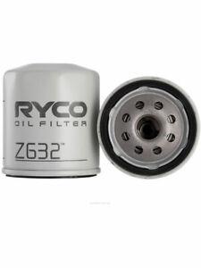 Ryco Oil Filter FOR MAZDA 3 BK (Z632)
