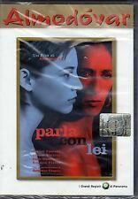 Dvd **PARLA CON LEI** di Almodovar nuovo sigillato 2002