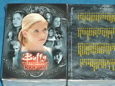 Buffy The Vampire Slayer 'Season 7' Base Set Of 90 Premium Trading Cards 2003