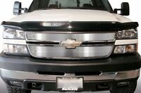Cold Front Winter Grille Cover for Chevy Silverado 2005-07 2500/3500 Truck SOLID