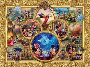 Ceaco - Thomas Kinkade Mickey's 90th Birthday Collage Puzzle - 1500 Piece
