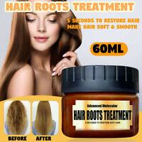 60ml Cheveux Crème Masque Après-shampoing Traitement Réparation endommagé Soin