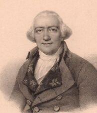 Nicolas-Louis Neufchâteau Saffrais Meurthe-et-Moselle Agronomie Lorraine 1833