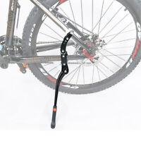 Bike Kickstand Adjustable Center Kickstand Mountain Bike Kickstand 24''-29'' MTB