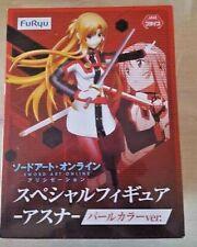 SWORD ART ONLINE  the Movie Asuna Alicization Pearl color version Furyu