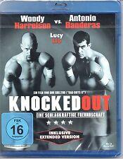 Knocked Out - Eine schlagkräftige Freundschaft [Blu-ray] Antonio Banderas Neu!
