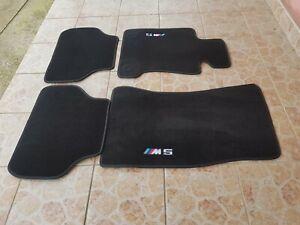 Floor mats Bmw E60 M5
