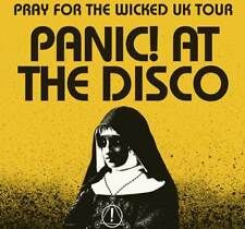 Panic! At The Disco Manchester Standing Tour Tickets x2 (30th March 2019)