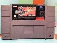 Doom Troopers (Super Nintendo Entertainment System, 1995) Snes SNES Game