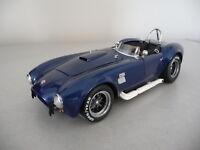 Shelby Cobra 427 S/C Racing - Screen Bleu / blue - 08046 KYOSHO 1/18