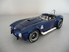 Shelby Cobra 427 S/C Racing - Screen Bleu / blue - 08046 KYOSHO 1/18