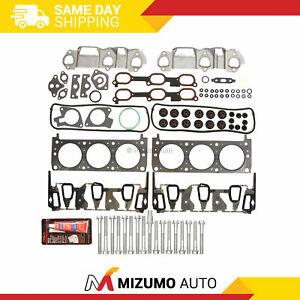 Performance Head Gasket Bolts Set Fit 96-05 Chevrolet Pontiac Oldsmobile 3.1 3.4