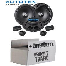 Helix Haut-parleur Pour Bmw 5er e34 13 cm koaxsystem voiture installation Accessoires Kit de montage