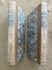 AUDIN.HISTOIRE DE LA VIE.DES OUVRAGES.DOCTRINES DE CALVIN.EO +Lettre manuscrite