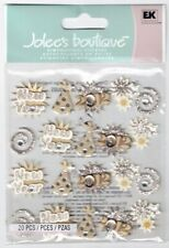 JOLEE'S BOUTIQUE HAPPY NEW YEAR WORDS REPEATS 2012 DIMENSIONAL STICKERS  BNIP