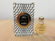 VINTAGE Guerlain Mitsouko for Women 4.2ml EDT MINI MINIATURE PERFUME