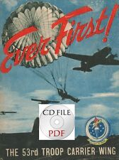 CD File - Ever First! The 53rd Troop Carrier Wing C-47 Skytrain D-Day