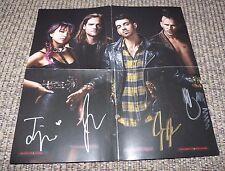 Joe Jonas DNCE Band Signed Autographed CD Mini Poster PSA Guaranteed
