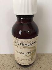50ml 100% Australian Eucalyptus oil (blue mallee)