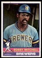 1976 Topps Baseball Nm-Mt Bobby Mitchell Milwaukee Brewers #479