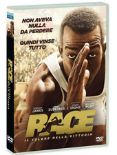 RACE (DVD) Stephan James, Jeremy Irons, Amanda Crew, Carice van Houten