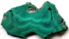 Malachite - Slab - 220 grams - Africa - Old Stock