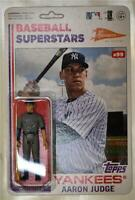 2020 Topps Big League Super7 MLB Action Figure #99 Aaron Judge - Yankees