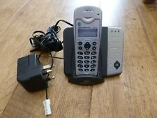 Cable and Wireless Cordless Phone with Base Spares or Repair