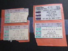 ERIC CLAPTON 2001 LA Staples Center Concert ticket