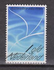 LP 16 luchtpost 16 gestempeld used NVPH Nederland Netherlands airmail