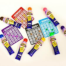 BAZIC Assorted Color 45 Millimeter Bingo Marker Colors Vary