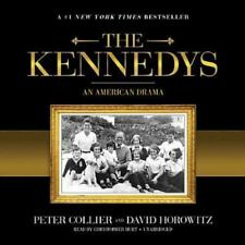 The Kennedys: An American Drama  - Audiobook