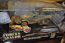 New Forces of valor 1/32 Extra Rare US M16 Gun Motor Carriage 80103 WWII Diorama