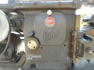 Atlas 7B Shaper