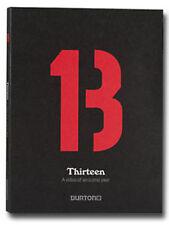 BURTON THIRTEEN MOVIE DVD