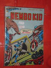 RACCOLTA CENISIO 1976 SUPERMAN NEMBO KID N°7 -B -CONTIENE SUPERMAN 13 BATMAN 10